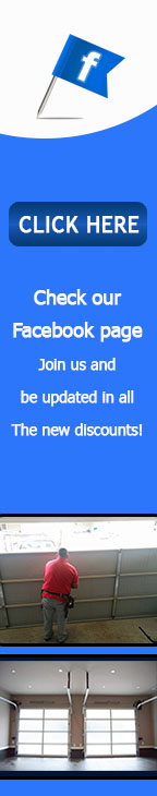 Join us on Facebook - Garage Door Repair Kennesaw
